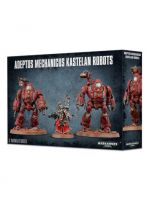 W40k: Adeptus Mechanicus - Kastelan Robots (STHRY)