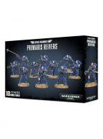 Stolní hra W40k: Space Marines - Primaris Reivers (10 figurek) (zničená krabice)