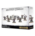 Stolní hra W-AOS: Kharadron Overlords - Arkanaut Company (10 figurek)