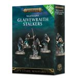 Stolová hra W-AOS: Nighthaunt - Glaivewraith Stalkers (4 figúrky)