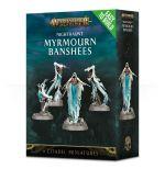 Stolová hra W-AOS: Nighthaunt - Myrmourn Banshees (4 figúrky)