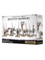Stolní hra W-AOS: Skeleton Warriors (10 figurek)