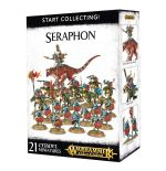 Stolní hra W-AOS: Start Collecting Seraphon