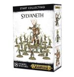 Stolní hra W-AOS: Start Collecting Sylvaneth