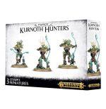 Stolní hra W-AOS: Sylvaneth Kurnoth Hunters (3 figurky)
