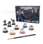 Stolní hra Warhammer 40000 - Intercessors + Paint Set