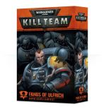 Warhammer 40.000: Kill Team - Fangs of Ulfrich (tím) (STHRY) + figúrka zadarmo
