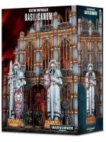 Stolní hra Warhammer 40.000: Kill Team - Sector Imperialis Basilicanum