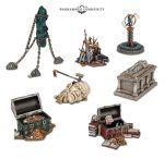 Stolová hra Warhammer Age of Sigmar - Objective Markers