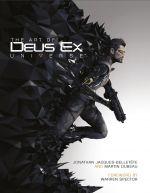 Kniha The Art of Deus Ex Universe