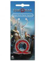 Hračka Klíčenka God of War - Serpent (otvírák na láhve)