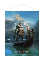 Wallscroll God of War - Father and Son (HRY)