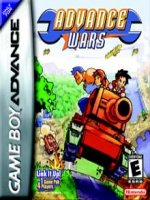 Hra pre Gameboy Advance Advance Wars