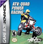 Hra pre Gameboy Advance ATV: Quard power racing