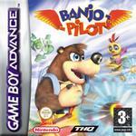 Hra pre Gameboy Advance Banjo Pilot