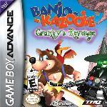 Hra pre Gameboy Advance Banjo-Kazooie: Gruntys Regente