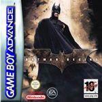 Hra pre Gameboy Advance Batman Begins