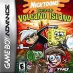 Hra pre Gameboy Advance SpongeBob & Friends: Battle for Volcano Island