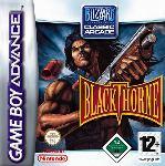 Hra pre Gameboy Advance Blackthorne