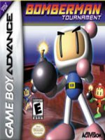 Hra pre Gameboy Advance Bomberman Tournament