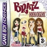 Hra pre Gameboy Advance Bratz Diamondz