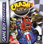 Hra pre Gameboy Advance Crash Nitro Kart