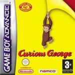Hra pre Gameboy Advance Curious George