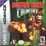 Hra pre Gameboy Advance Donkey Kong Country