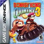 Hra pre Gameboy Advance Donkey Kong Country 3