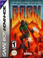 Hra pre Gameboy Advance Doom