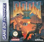 Hra pre Gameboy Advance Doom II