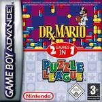 Hra pre Gameboy Advance Dr Mario & Puzzle League