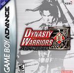 Hra pre Gameboy Advance Dynasty Warriors