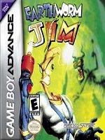 Hra pre Gameboy Advance Earthworm Jim