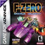 Hra pre Gameboy Advance F-Zero: Maximum Velocity