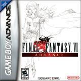 Hra pre Gameboy Advance Final Fantasy VI
