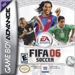 Hra pre Gameboy Advance FIFA 06