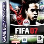 Hra pre Gameboy Advance Fifa 07