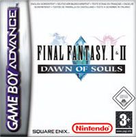 Hra pre Gameboy Advance Final Fantasy 1 a 2: Dawn of Souls
