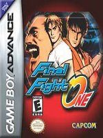 Hra pre Gameboy Advance Final Fight One