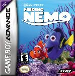 Hra pre Gameboy Advance Finding Nemo