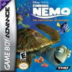 Hra pre Gameboy Advance Finding Nemo: The Continuing Adventures