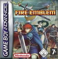 Hra pre Gameboy Advance Fire Emblem