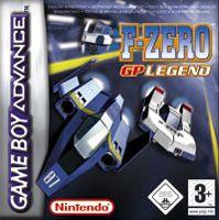 Hra pre Gameboy Advance F-Zero GP Legend