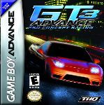 Hra pre Gameboy Advance GT Advance 3: Concept Racing