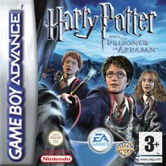 Hra pre Gameboy Advance Harry Potter and The Prisoner of Azkaban