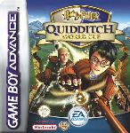 Hra pre Gameboy Advance Harry Potter Quidditch WC