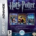 Hra pre Gameboy Advance Harry Potter Triple Pack