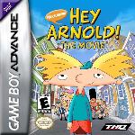 Hra pre Gameboy Advance Hey Arnold! The Movie