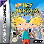 Hra pre Gameboy Advance Hey Arnold! The Movie
